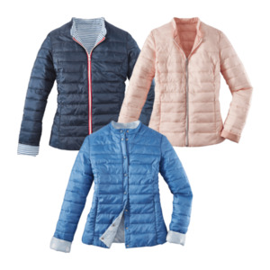 UP2FASHION  	   Wende-Steppjacke
