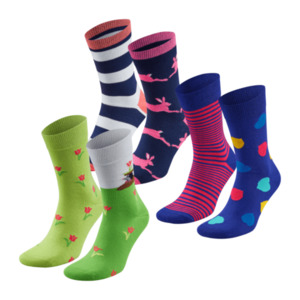 WALKX  	   Crazy Socks