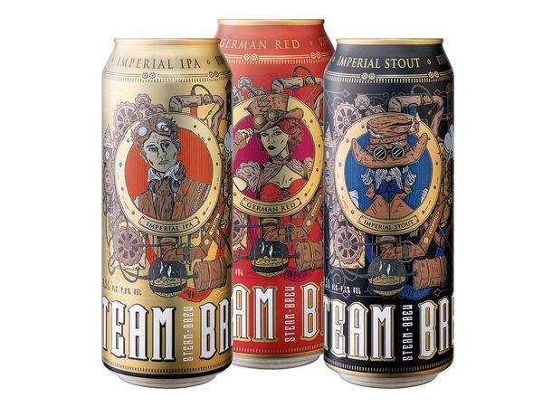 Steam Brew Craft Beer