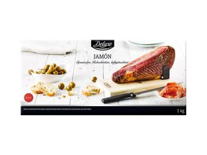 Jamón – Spanischer, luftgetrockneter Rohschinken