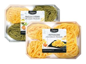 Italienische Premium-Eierteigware