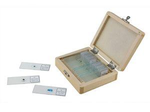CELESTRON Objektträger mit fertigen Präparaten für Mikroskope