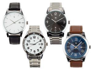 AURIOL® Herren Armbanduhr