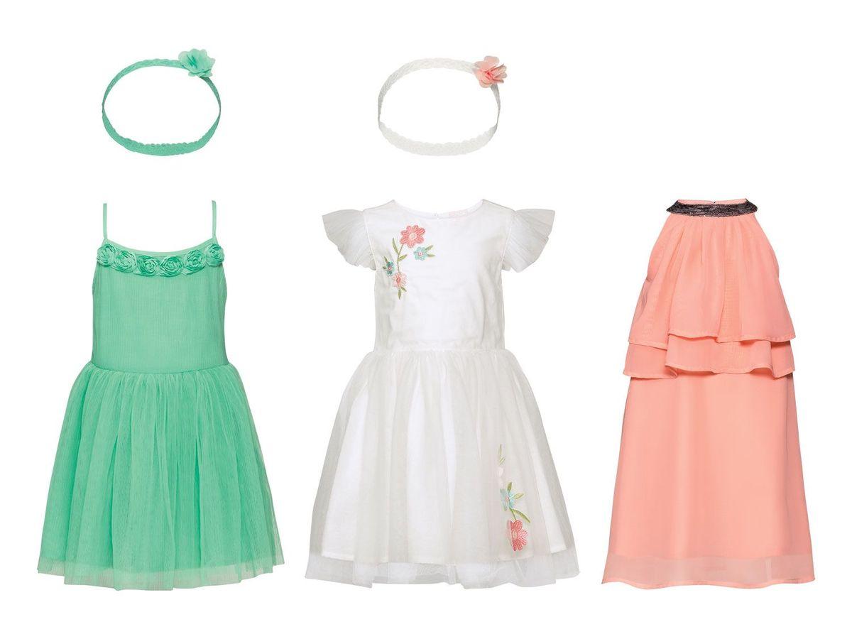 Bild 1 von LUPILU® Kleinkinder Mädchen Kleid