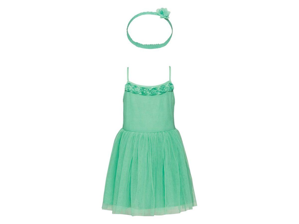 Bild 2 von LUPILU® Kleinkinder Mädchen Kleid