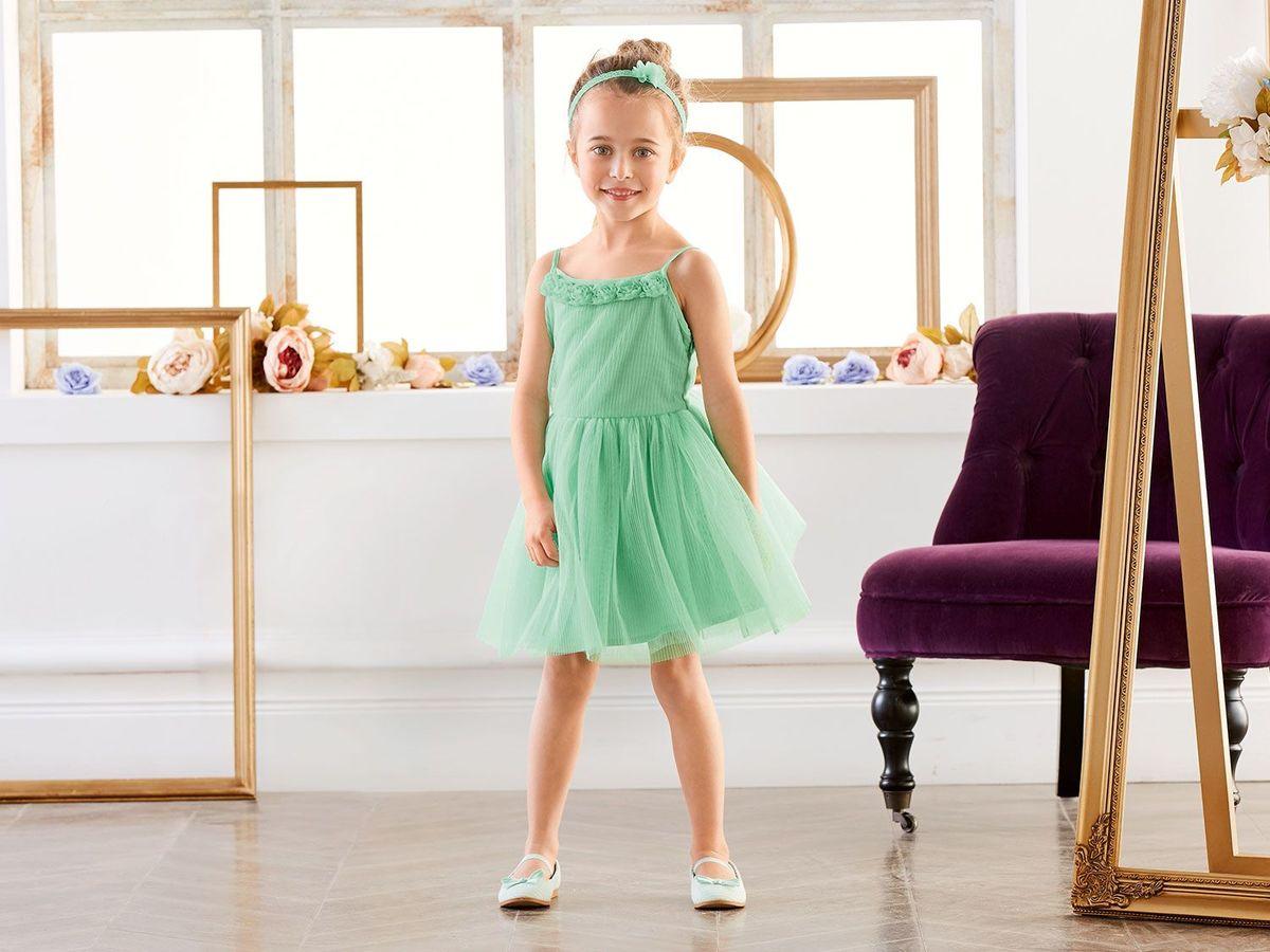Bild 5 von LUPILU® Kleinkinder Mädchen Kleid