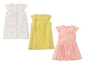 LUPILU® Baby Mädchen Kleid