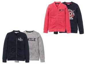 PEPPERTS® 2 Kinder Mädchen Sweatshirts