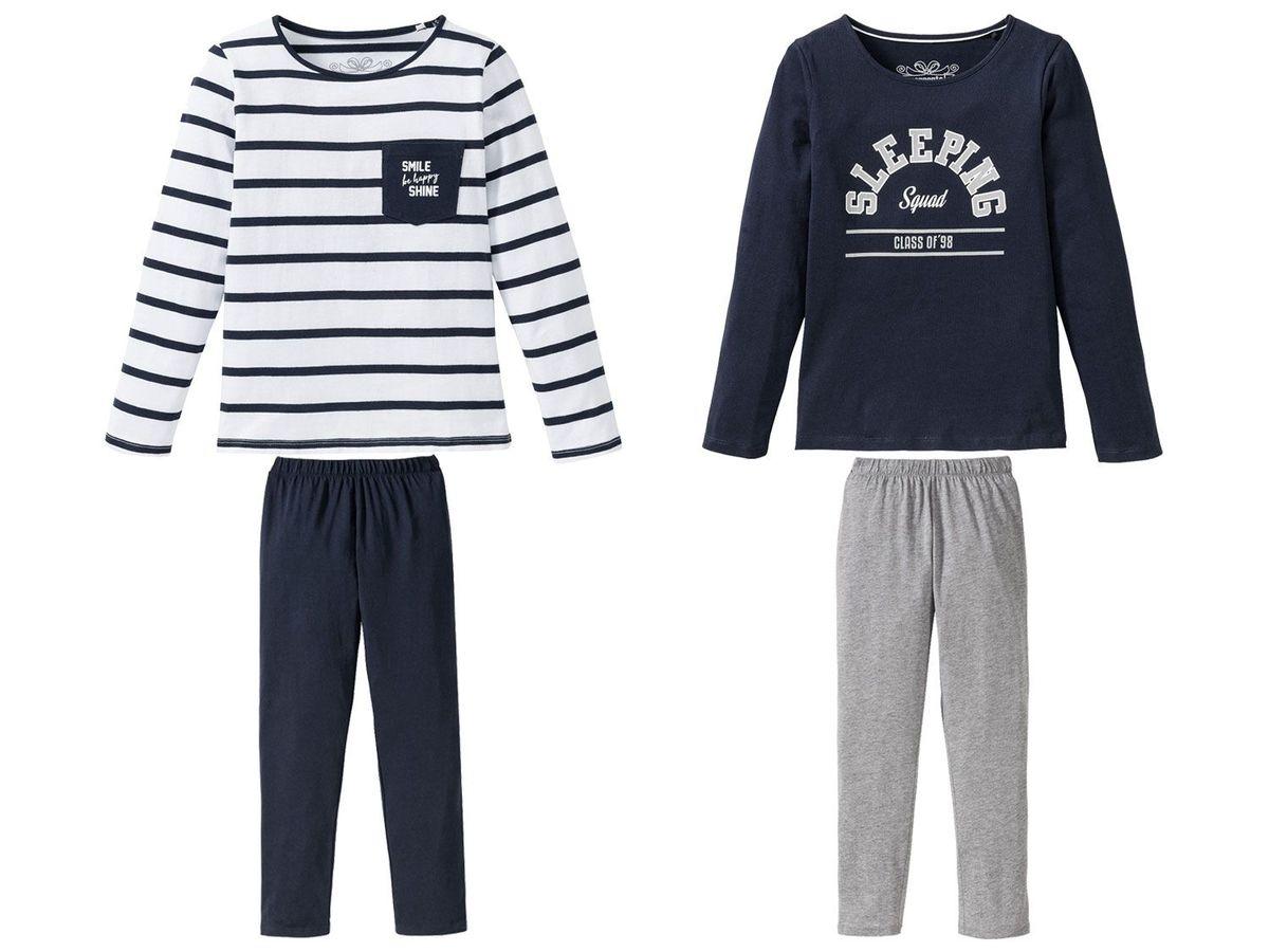 Bild 2 von PEPPERTS® 2 Kinder Mädchen Pyjamas