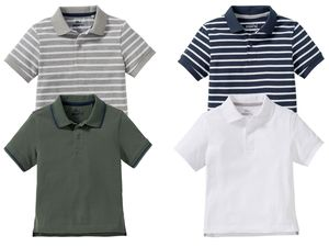 PEPPERTS® 2 Kinder Jungen Poloshirts