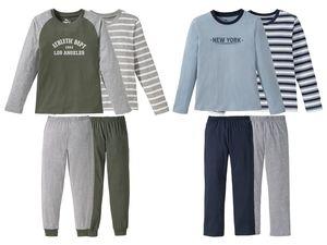 PEPPERTS® 2 Kinder Jungen Pyjamas