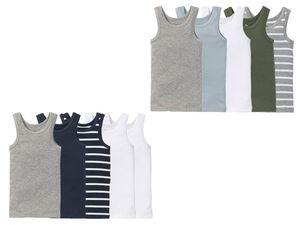 PEPPERTS® 5 Kinder Jungen Unterhemden