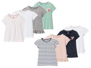 LUPILU® 4 Kleinkinder Mädchen T-Shirts