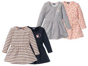 LUPILU® 2 Kleinkinder Mädchen Kleider