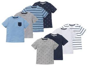 LUPILU® 4 Kleinkinder Jungen T-Shirts