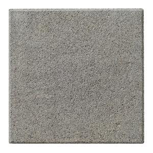 """Diephaus              Terrassenplatte """"No. 1 Flix"""", 40x40x4 cm, grau"""