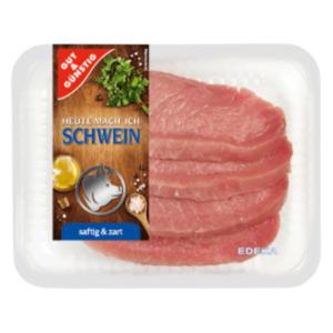Gut & Günstig Schweineschnitzel