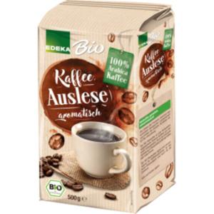 EDEKA Bio Kaffee Auslese