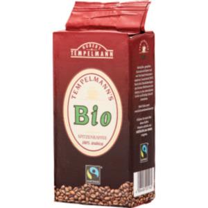 Tempelmann's Bio-Fairtrade Spitzenkaffee