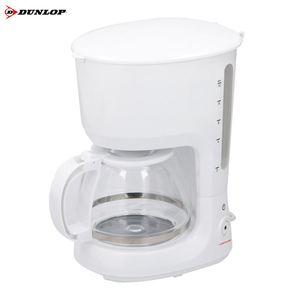 Dunlop Kaffeemaschine CM1089-GS Weiß