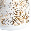 Bild 3 von Windlicht mit Blatt-Motiv