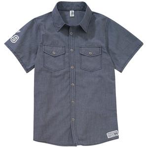 Jungen Hemd im Karo-Look