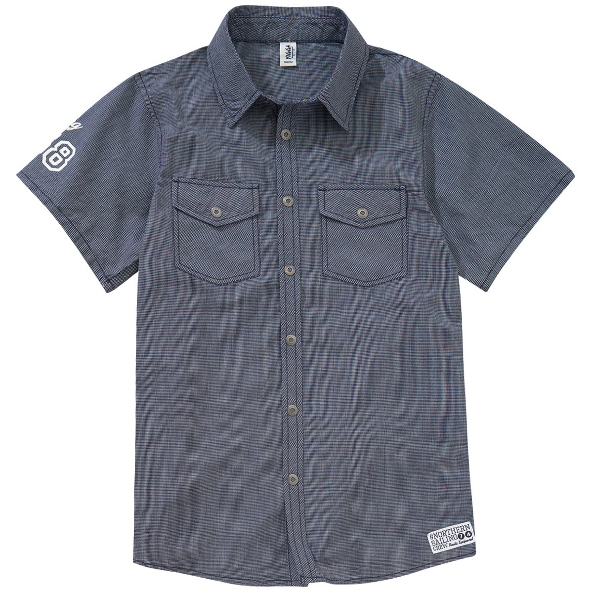 Bild 1 von Jungen Hemd im Karo-Look