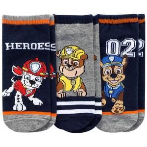 3 Paar PAW Patrol Sneaker-Socken