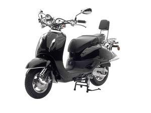 Nova Motors Motorroller Retro Cruiser ie E4 125 ccm 80 Km/h
