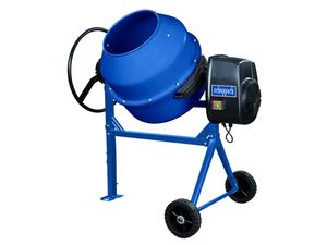 scheppach Betonmischer 230V, 160 Liter, 650 Watt MIX160