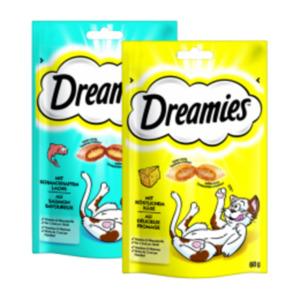 Dreamies Katzensnacks