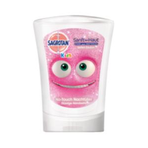 Sagrotan No-Touch Nachfüllseife oder Reinigungstücher