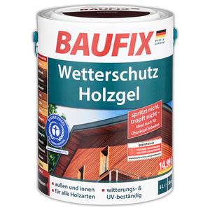 Baufix Wetterschutz-Holzgel5 Liter