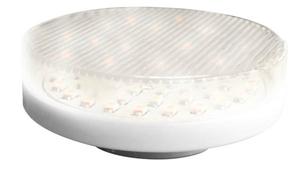 GX53 Lampen mit 60 LEDs warmweiß u. kaltweiß Müller Licht