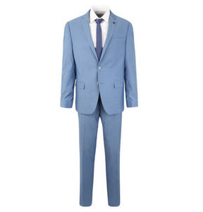 DANIEL HECHTER             Anzug, Modern Fit, Reverskragen, unifarben