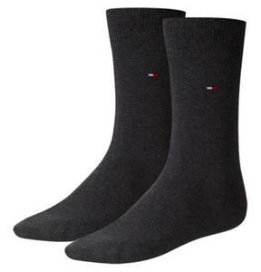 """TOMMY HILFIGER             Socke """"Classic"""", 2er-Pack, uni, Baumwollmix"""