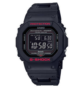 CASIO G-SHOCK             Herrenuhr GW-B5600HR-1ER, Multifunktionsuhr, Solaruhr