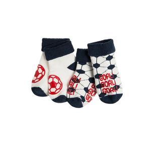 Baby Socken 2er-Pack für Jungen