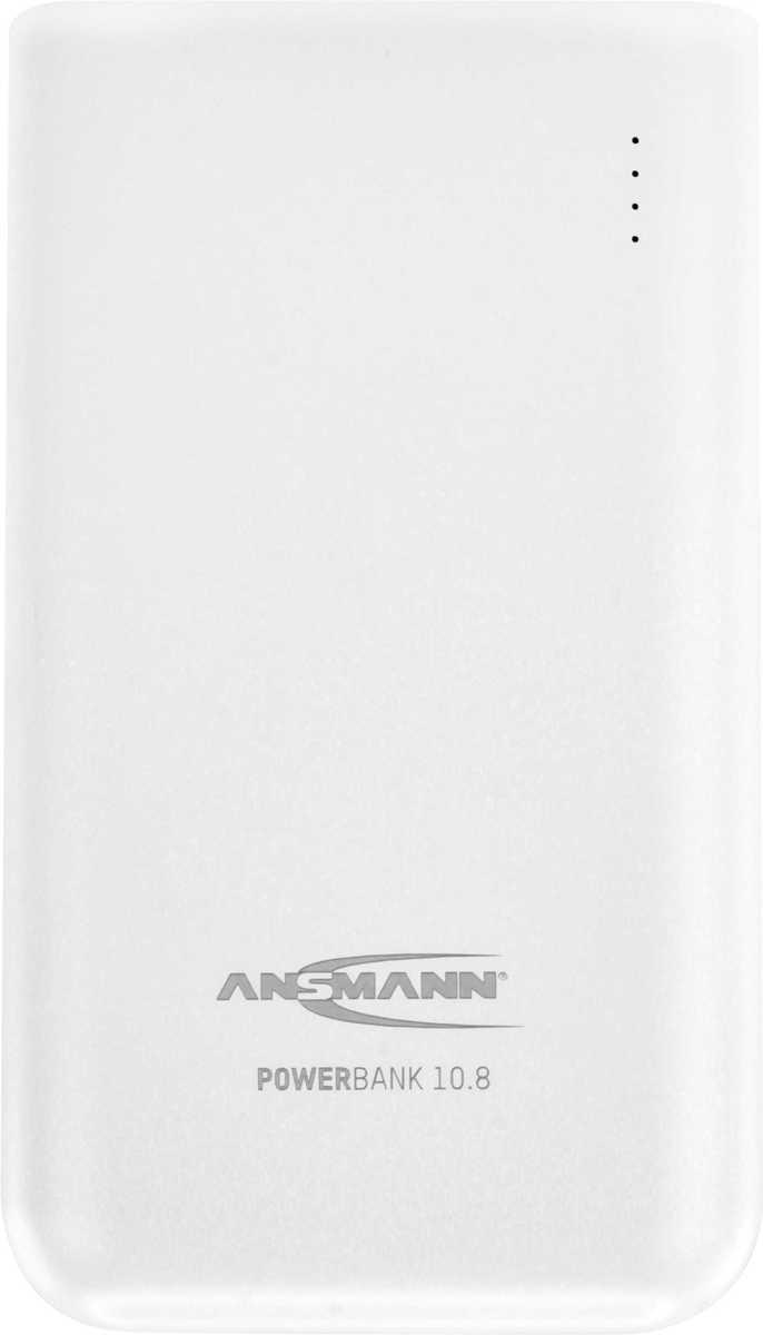 Bild 2 von ANSMANN  Powerbank »10.8«
