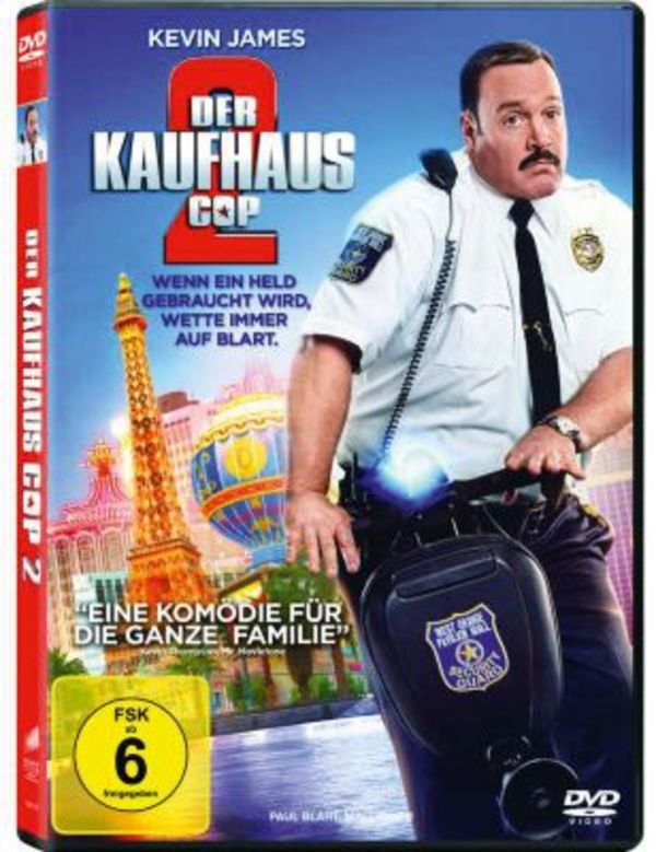 DVD Der Kaufhaus Cop 2