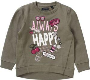 Sweatshirt Gr. 116 Mädchen Kinder