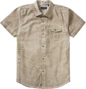 Kinder Kurzarmhemd mit Rückenprint Gr. 176 Jungen Kinder