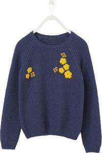 Pullover Gr. 116 Mädchen Kinder