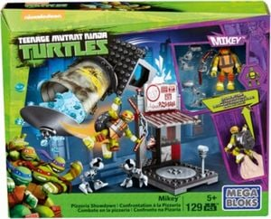 Mega Bloks Turtles - Michelangelo´s NYC Pizzeria