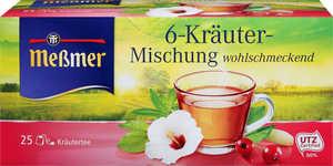 MESSMER  Kräuter-Tee