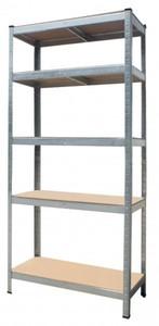 TrendLine Metallsteckregal ,  1800 x 900 x 400 mm