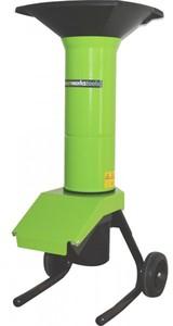 Greenworks Elektro Gartenhäcksler ,  max. Aststärke Ø 30 mm