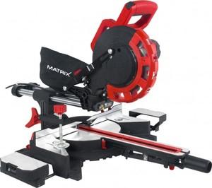 MATRIX Zug-Kapp- & Gehrungssäge KGS 210 ,  2200 Watt,  max. 340 mm