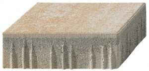 Primaster Pflaster San Marino ,  24/16/8 cm, sandsteingelb