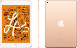 Apple iPad mini (256GB) WiFi + 4G 5. Generation gold